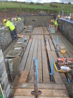scaffolding hire at Ballygawley, County Tyrone